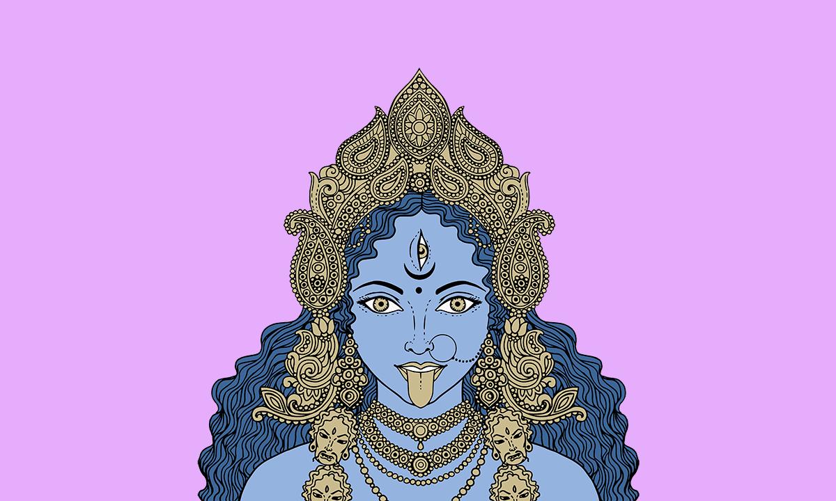 The Goddess Kali and the Breakdown Before The Breakthrough