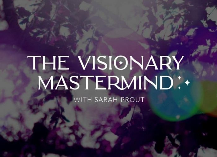 The Visionary Mastermind